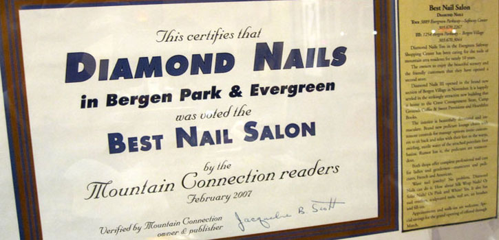 Best Nail Salon and Technicians in Evergreen