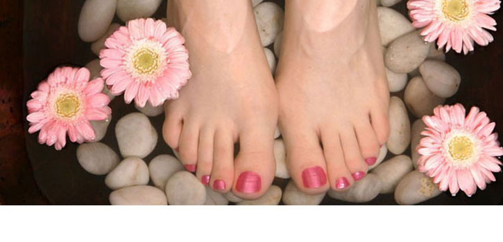 Soothing Pedicure & Foot Care